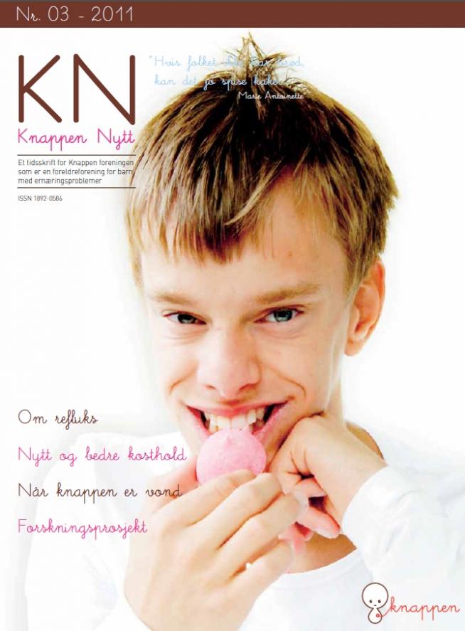 Knappen nytt nr. 03 - 2011