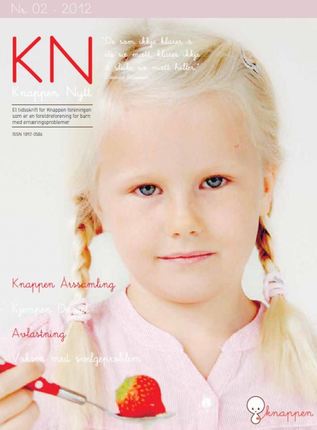 Knappen Nytt nr. 02 - 2012