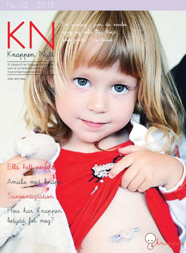Knappen Nytt nr. 02 - 2013