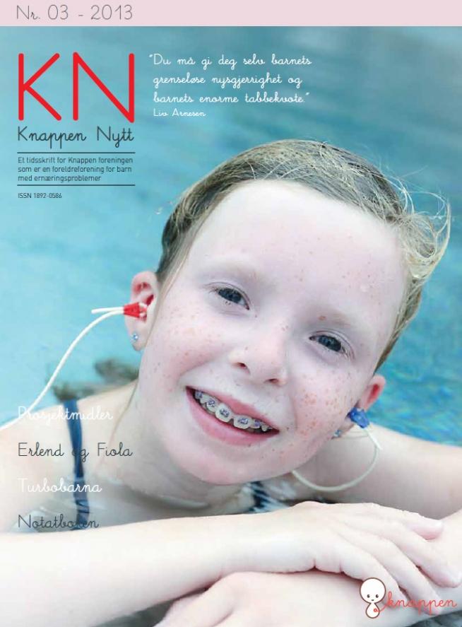 Knappen Nytt nr. 03 - 2013