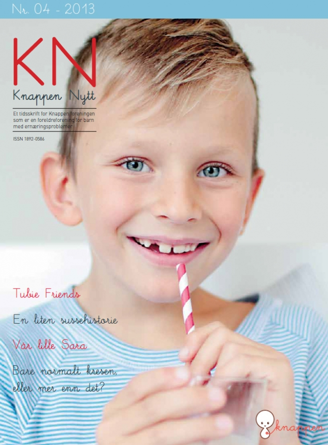 Knappen Nytt nr. 04 - 2013