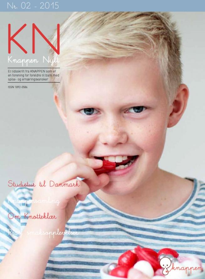 Knappen Nytt nr. 02 - 2015